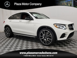 2019 AMG GLC 43 Mercedes-Benz 4MATIC Coupe
