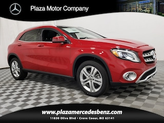 2019 GLA 250 Mercedes-Benz 4MATIC SUV