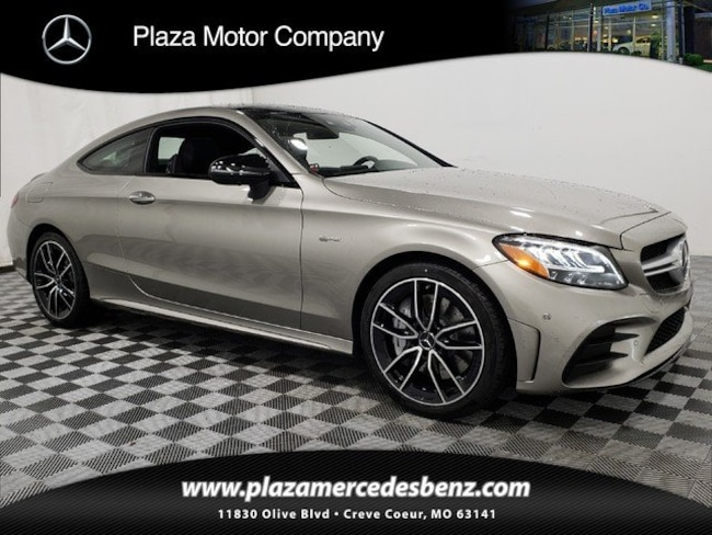 2019 AMG C 43 Mercedes-Benz 4MATIC Coupe
