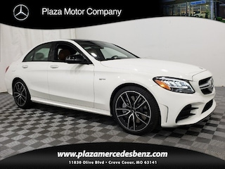 2019 AMG C 43 Mercedes-Benz 4MATIC Sedan