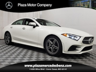 2019 CLS 450 Mercedes-Benz 4MATIC Coupe