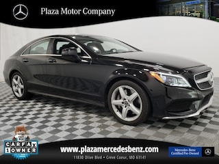 2018 Mercedes-Benz CLS CLS 550 Coupe