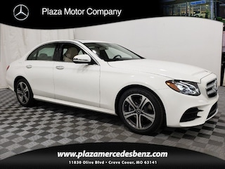 2019 E-Class Mercedes-Benz E 300 4MATIC Sedan