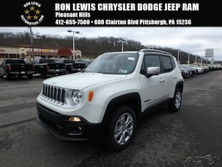 2018 Jeep Renegade LIMITED 4X4 Sport Utility for sale in Pittsburgh, PA