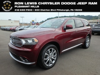 2018 Dodge Durango SXT PLUS AWD Sport Utility for sale in Pittsburgh, PA