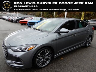 2018 Hyundai Elantra Sport Sedan for sale in Pittsburgh, PA
