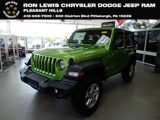 2018 Jeep Wrangler SPORT S 4X4 Sport Utility for sale in Pittsburgh, PA