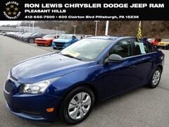 2012 Chevrolet Cruze LS Sedan for sale in Pittsburgh