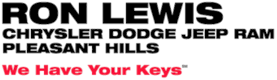 Ron Lewis Chrysler Dodge Jeep Ram Pleasant Hills