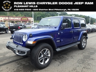 2018 Jeep Wrangler UNLIMITED SAHARA 4X4 Sport Utility for sale in Pittsburgh, PA