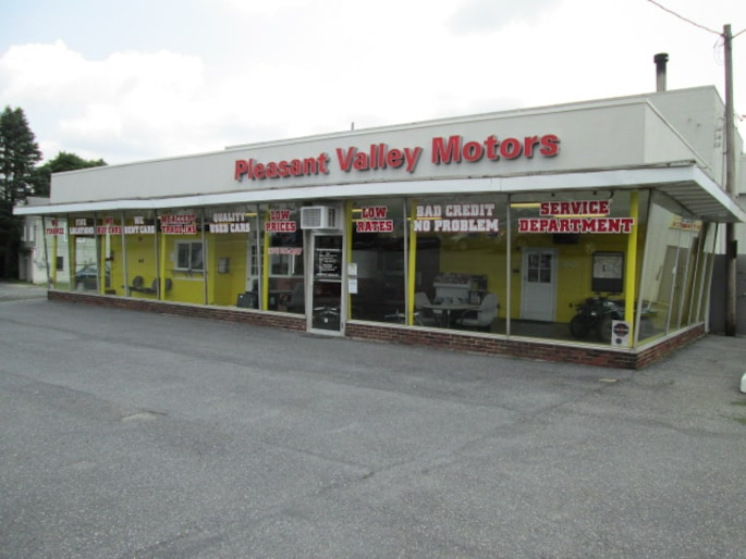 Pleasant Valley Motors >> Pleasant Valley Motors Used Dealership In Brodheadsville Pa