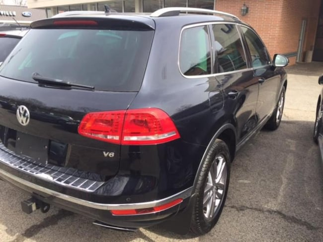Used 2016 Volkswagen Touareg For Sale at Pleasantville Ford Inc