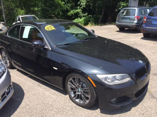 Used 2011 BMW 3 Series For Sale at Pleasantville Ford Inc