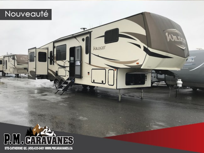 2018 WILDCAT 35WB LIQUIDATION