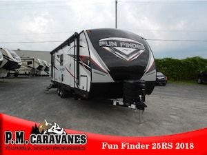 2018 FUN FINDER FF25RS Extreme Lite