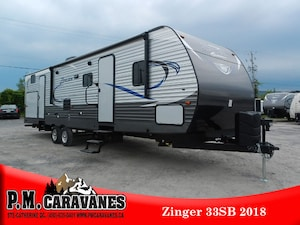 2018 Zinger By Crossroads ZR33SB