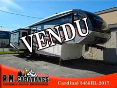 2017 CARDINAL 3455RL VENDU