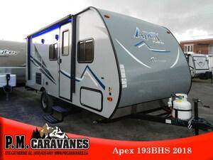 2018 APEX 193BHS Nano
