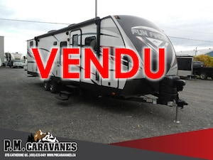 2018 FUN FINDER FF28QD VENDU