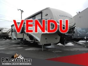 2015 CRUISER BY CROSSROADS RV 322RL VENDU