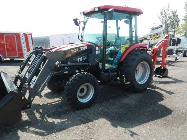2017 TYM Tractors T 454 HC TRACTEUR 45 HP VENDU VENDU