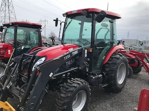 2017 TYM Tractors t454hc DÉMO 20H SEULEMENT