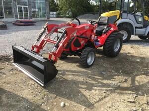2017 TYM Tractors 234 HST tracteur Hydrostatique (HST)