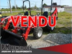 2017 TYM Tractors T254hst VENDU