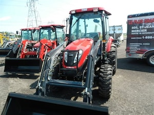 2017 TYM Tractors 454 TRACTEUR hydrostatique