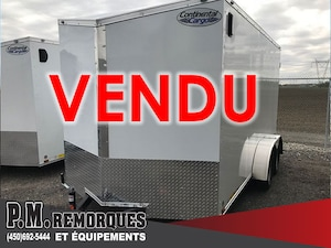 2019 CONTINENTAL CARGO VHW714TA2 VENDU