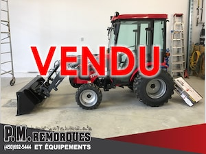 2017 TYM Tractors T234hst VENDU