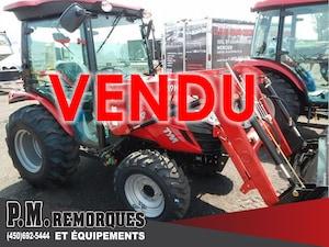 2017 TYM Tractors T394hst VENDU