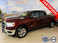 Used 2019 Ram All-New 1500 Big Horn/Lone Star Truck Crew Cab For Sale In Carrollton, TX