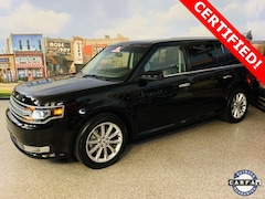 Used 2018 Ford Flex Limited SUV For Sale In Carrollton, TX