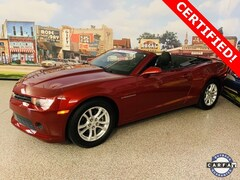 Used 2015 Chevrolet Camaro LT w/1LT Convertible For Sale In Carrollton, TX