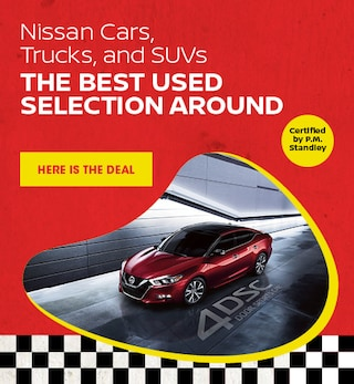 The Best Used Nissan Selection Around