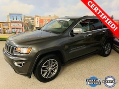 Used 2017 Jeep Grand Cherokee Limited RWD SUV For Sale In Carrollton, TX