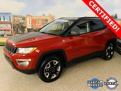 Used 2018 Jeep Compass Trailhawk 4x4 SUV For Sale In Carrollton, TX