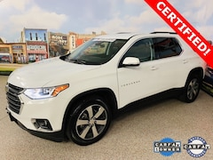 Used 2019 Chevrolet Traverse LT Leather SUV For Sale In Carrollton, TX