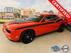 Used 2018 Dodge Challenger R/T Coupe For Sale In Carrollton, TX