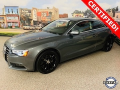 Used 2014 Audi A5 2.0T Premium (Tiptronic) Coupe For Sale In Carrollton, TX