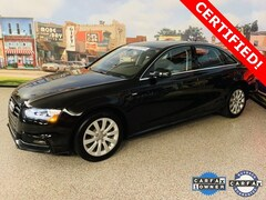 Used 2016 Audi A4 2.0T Premium (Multitronic) Sedan For Sale In Carrollton, TX