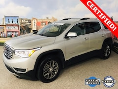 Used 2018 GMC Acadia SLT-1 SUV For Sale In Carrollton, TX