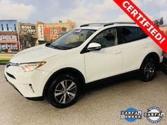 Used 2017 Toyota RAV4 XLE SUV For Sale In Carrollton, TX
