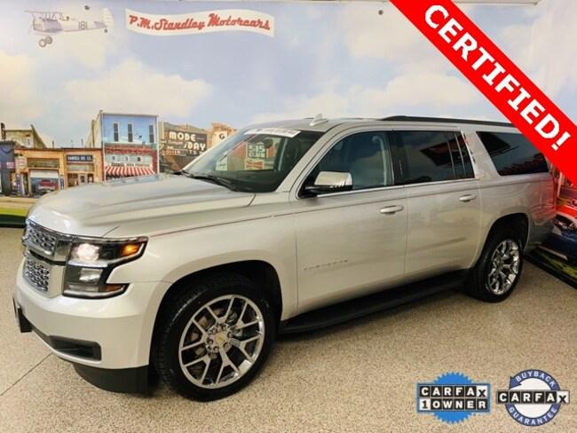 Used 2018 Chevrolet Suburban LT SUV For Sale in Carrollton, TX