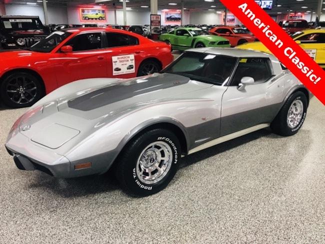 Used 1978 Chevrolet Corvette 25th Anniversary Edition For Sale in Carrollton, TX