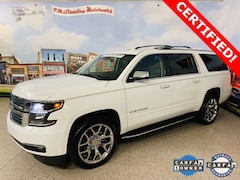 Used 2018 Chevrolet Suburban Premier SUV For Sale In Carrollton, TX