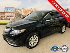 Used 2017 Acura RDX V6 SUV For Sale In Carrollton, TX