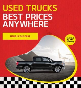 Used Trucks 10/8/2019