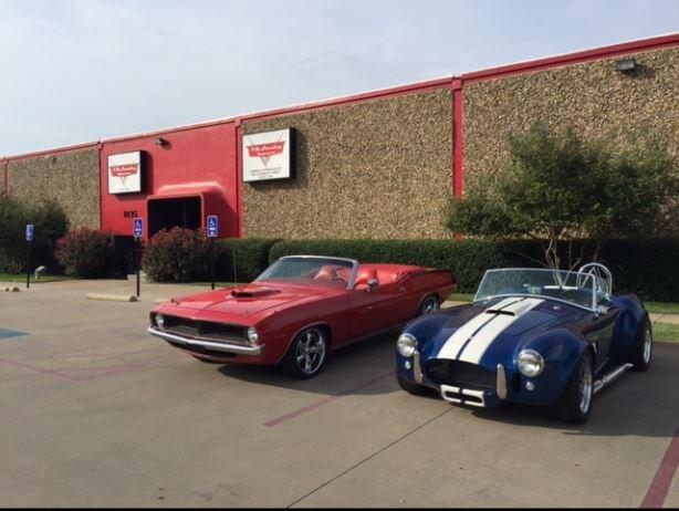 Classic Cars Near Dallas, TX | Old Corvettes | Chevy Pick
